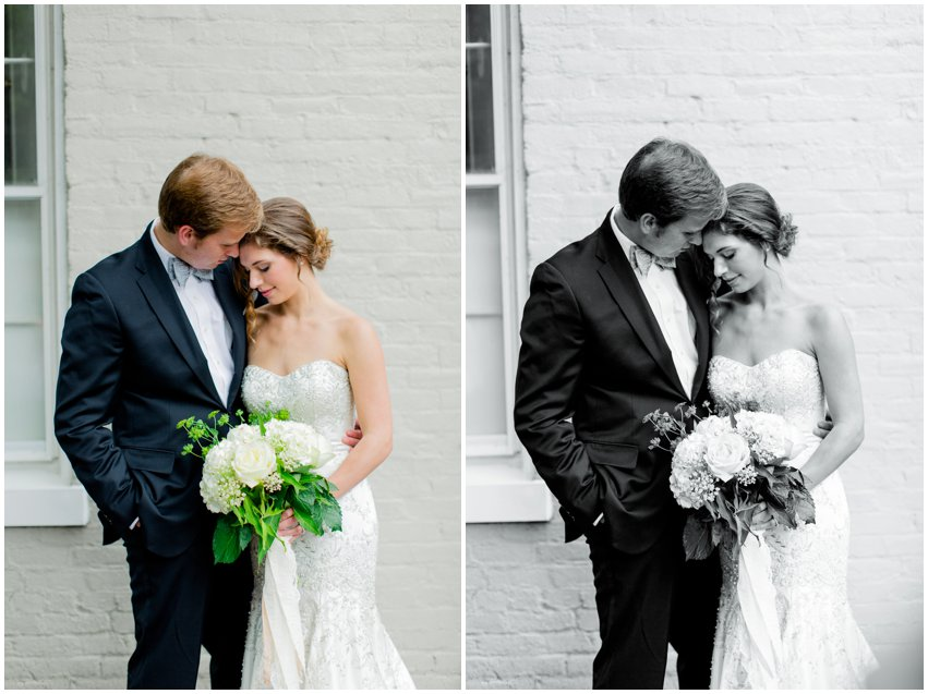 Clic Conference Styled Shoot Elegant Wedding Old Town Alexandria Kaitlin Holland Creative Simply Put Vintage