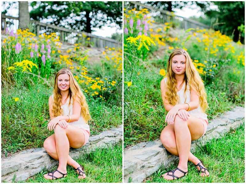 Lake Ridge Senior Photography Megan Kelsey Photography