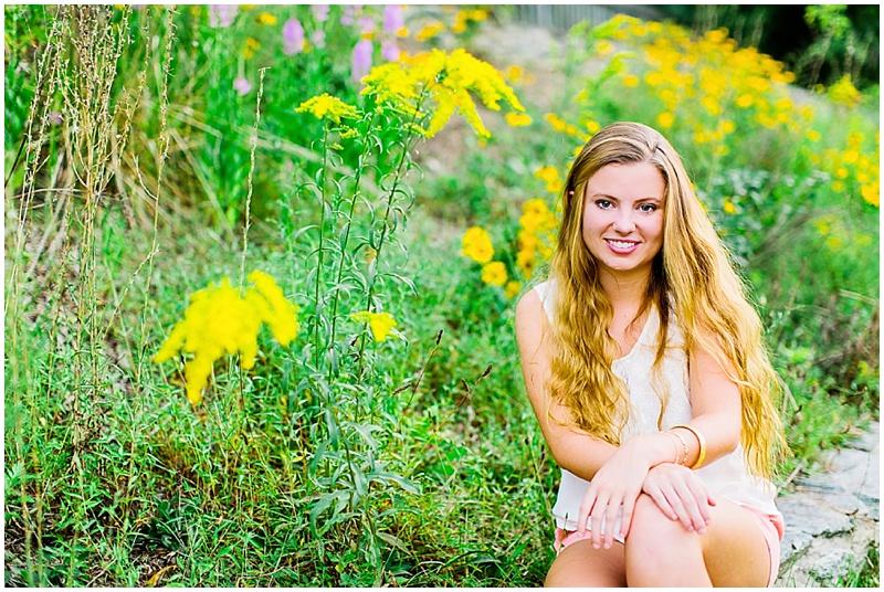 Lake Ridge Senior Photography | Annie