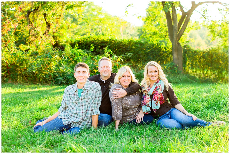 Meet the Haights | Northern Virginia Family Portraits
