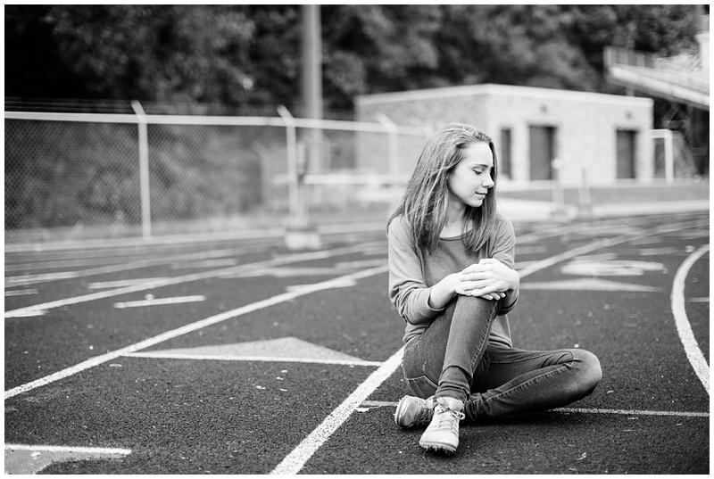 Potomac High School Senior Photography Northern Virginia Senior Photographer