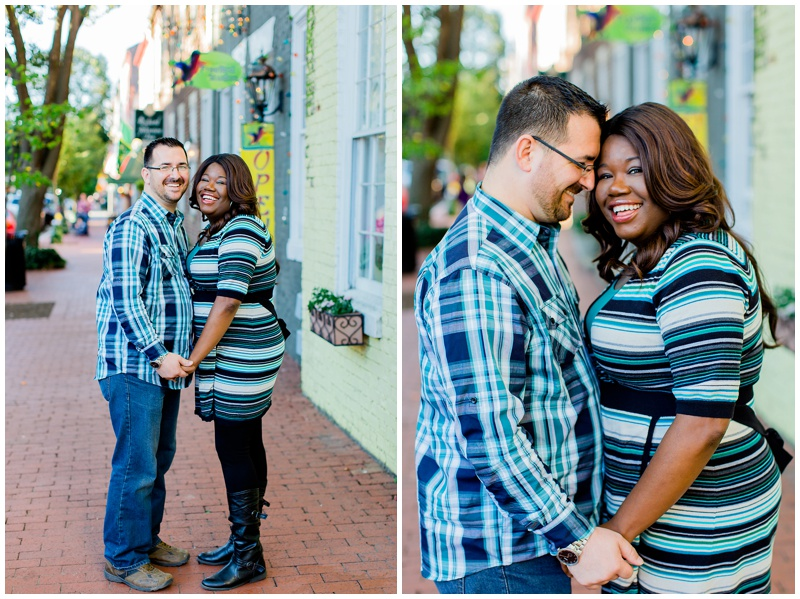 Fredericksburg Engagement Announcement