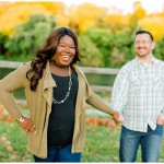 Leah + Michael | Fredericksburg Engagement Announcement