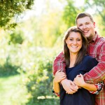 Brent & Carol | Fall Occoquan Engagement Session