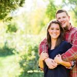 Brent & Carol | Fall Occoquan Engagement Session
