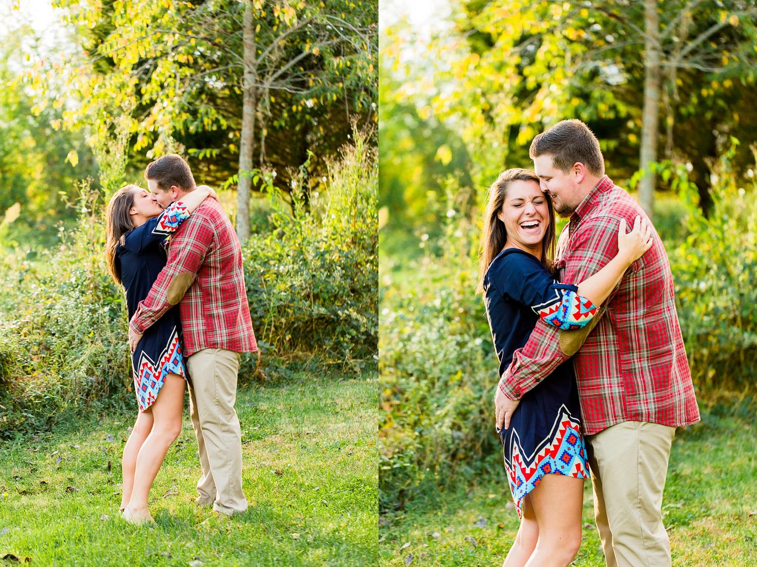 Occoquan Engagement Shoot Northern Virginia Wedding Photographer Megan Kelsey Photography