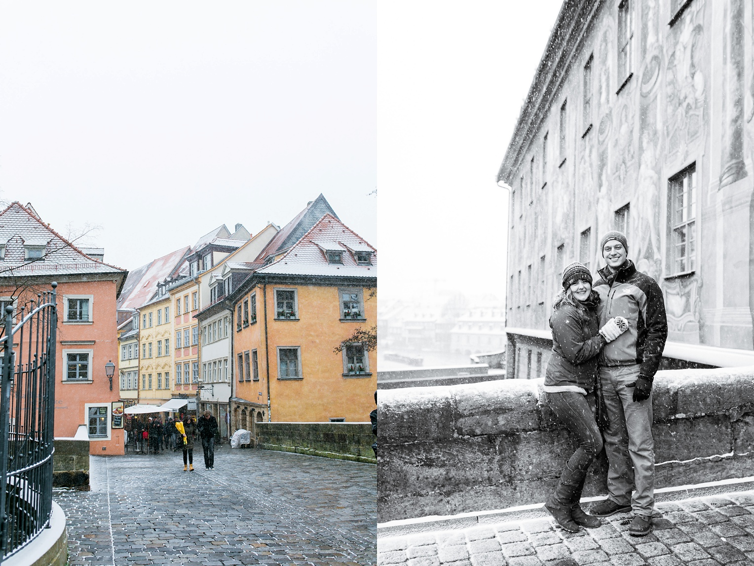 Bamberg Germany Christmas Europe Trip