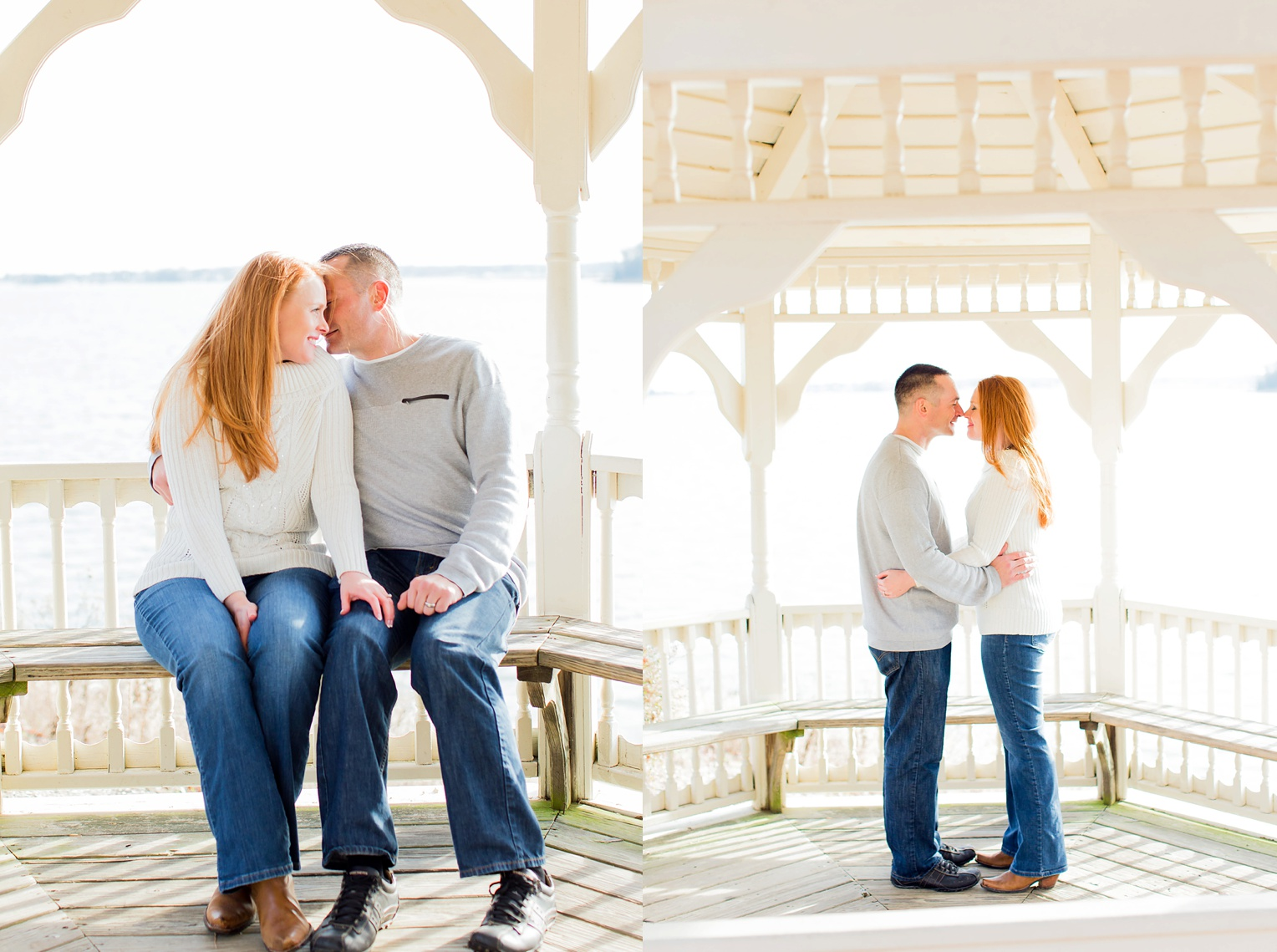 Quiet Waters Park Engagement Session Annapolis Maryland Engagement Megan Kelsey Photography
