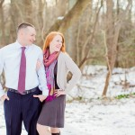 Judy + Mike | Quiet Waters Park Engagement Session | Maryland Wedding Photographer