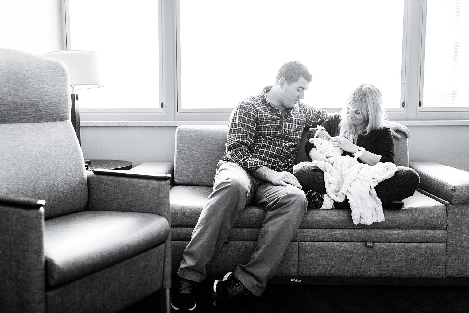 Northern Virginia Newborn Lifestyle Photography