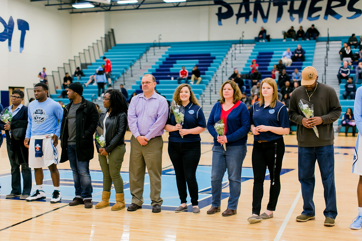 Potomac High School Senior Night 2015