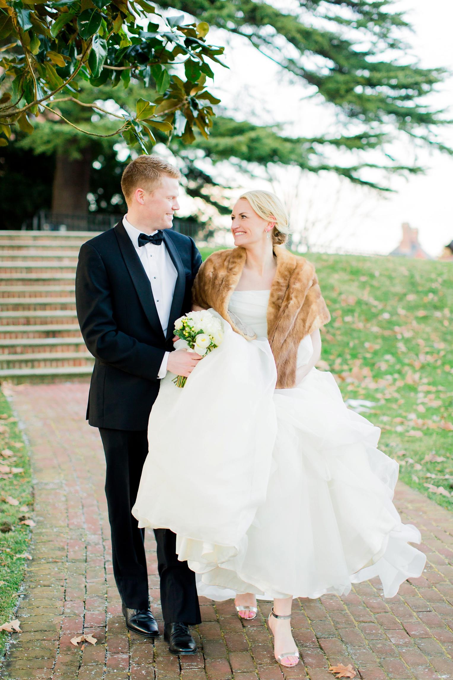 Govenor Calvert House Wedding Photography Annapolis Maryland