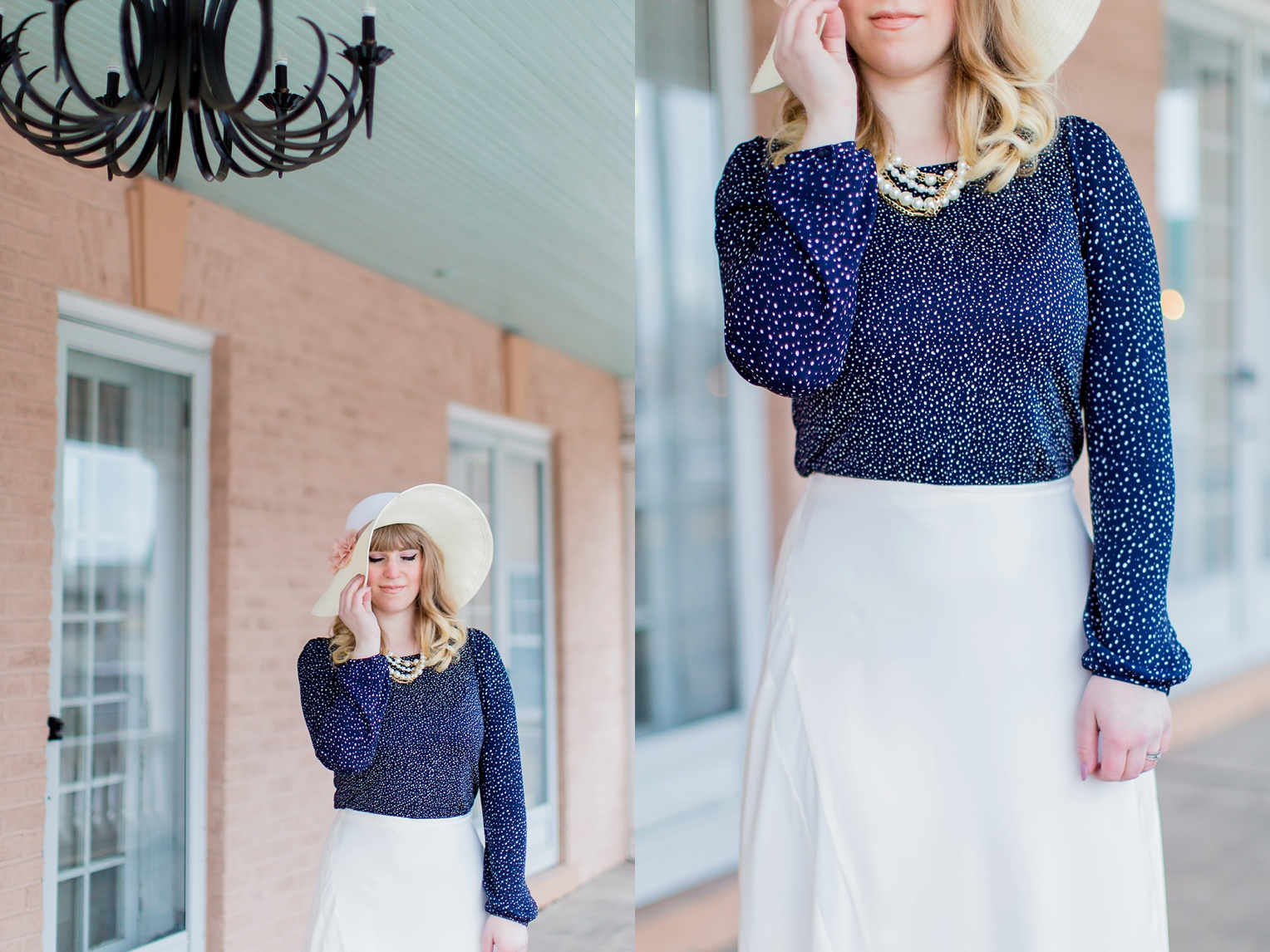 Springfield Missouri Editorial Photography Larissa Dress Presh