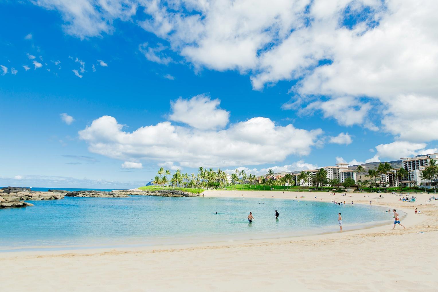 Hawaii Oahu Botanical Gardens Ko'olina Lagoon-9208.jpg