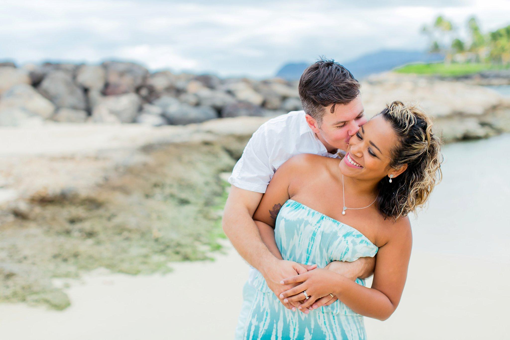 Oahu Family Photographer Ko'olina Lagoons Megan Kelsey Photography