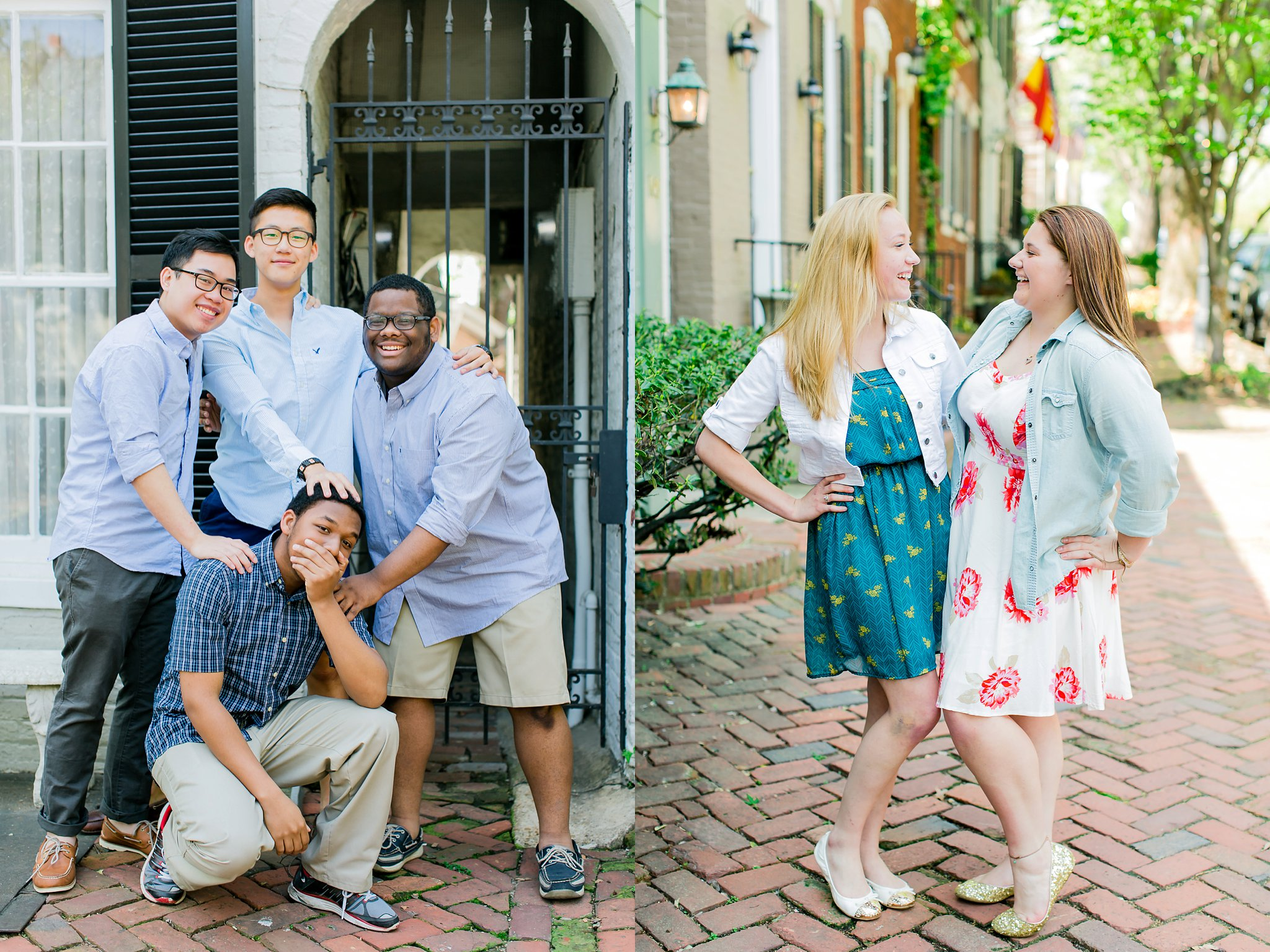 CCA Seniors Class of 2015 Portraits Old Town Alexandria Megan Kelsey Photography-0251.jpg