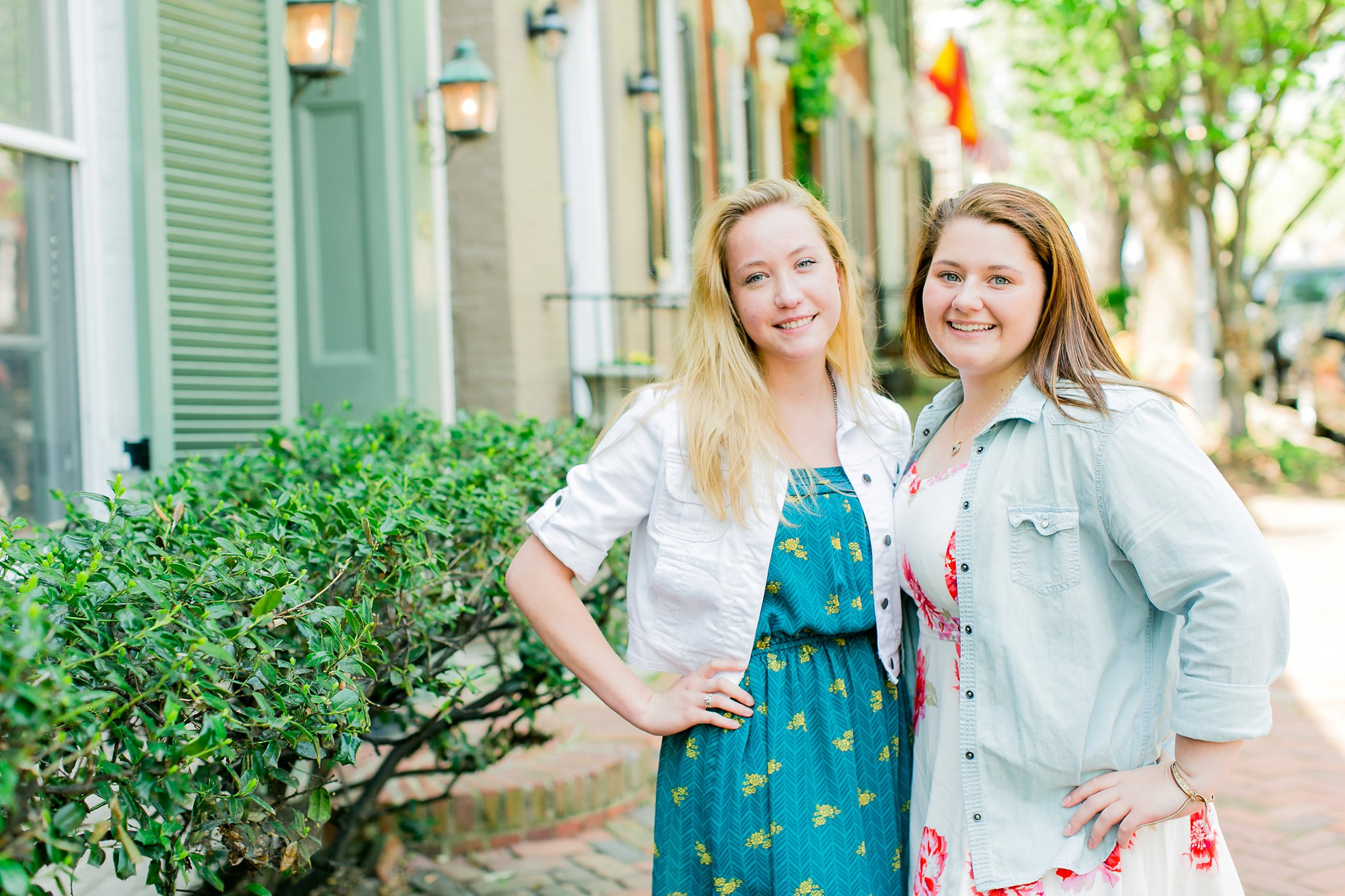 CCA Seniors Class of 2015 Portraits Old Town Alexandria Megan Kelsey Photography-0266.jpg