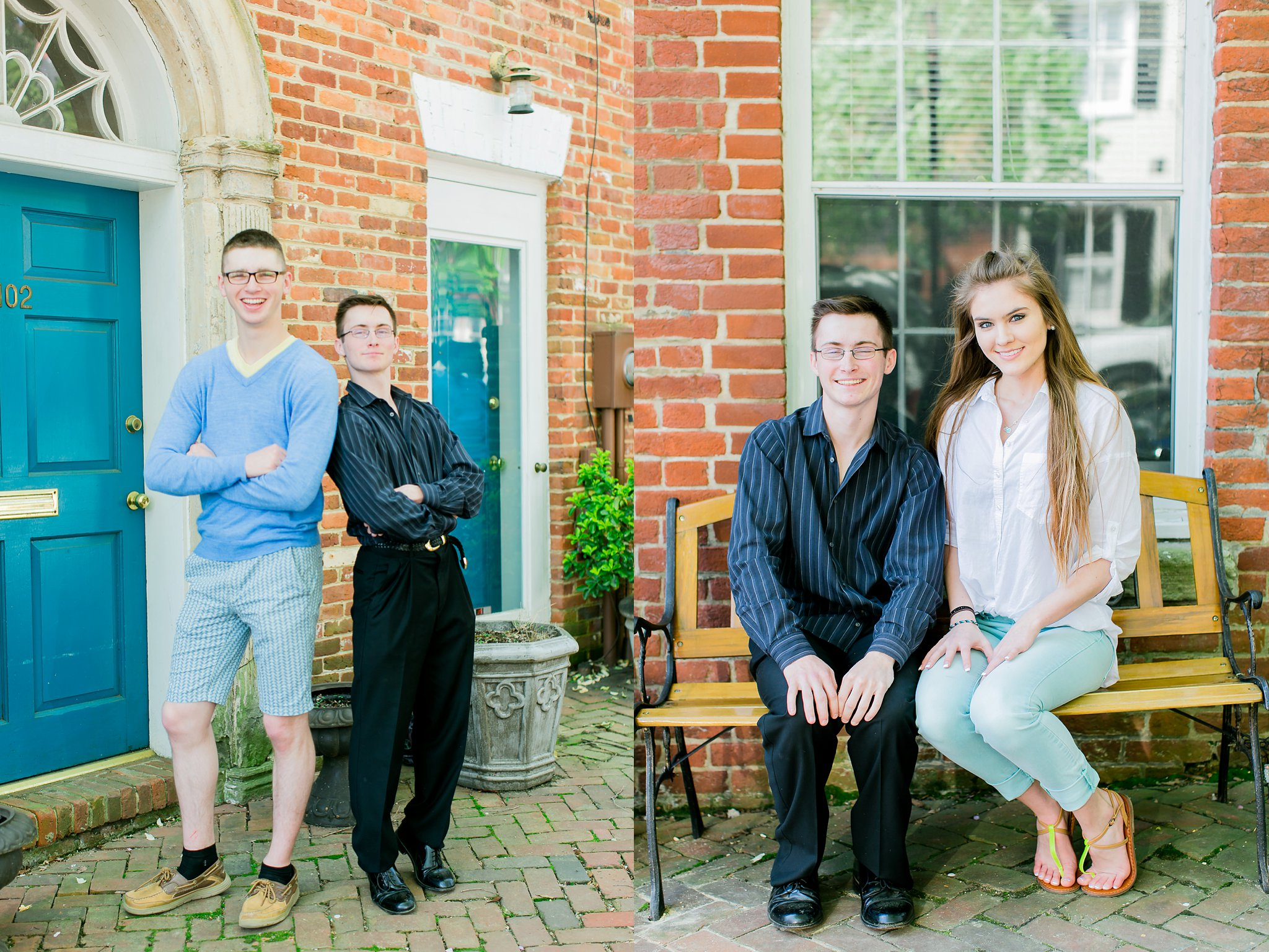 CCA Seniors Class of 2015 Portraits Old Town Alexandria Megan Kelsey Photography-0411.jpg
