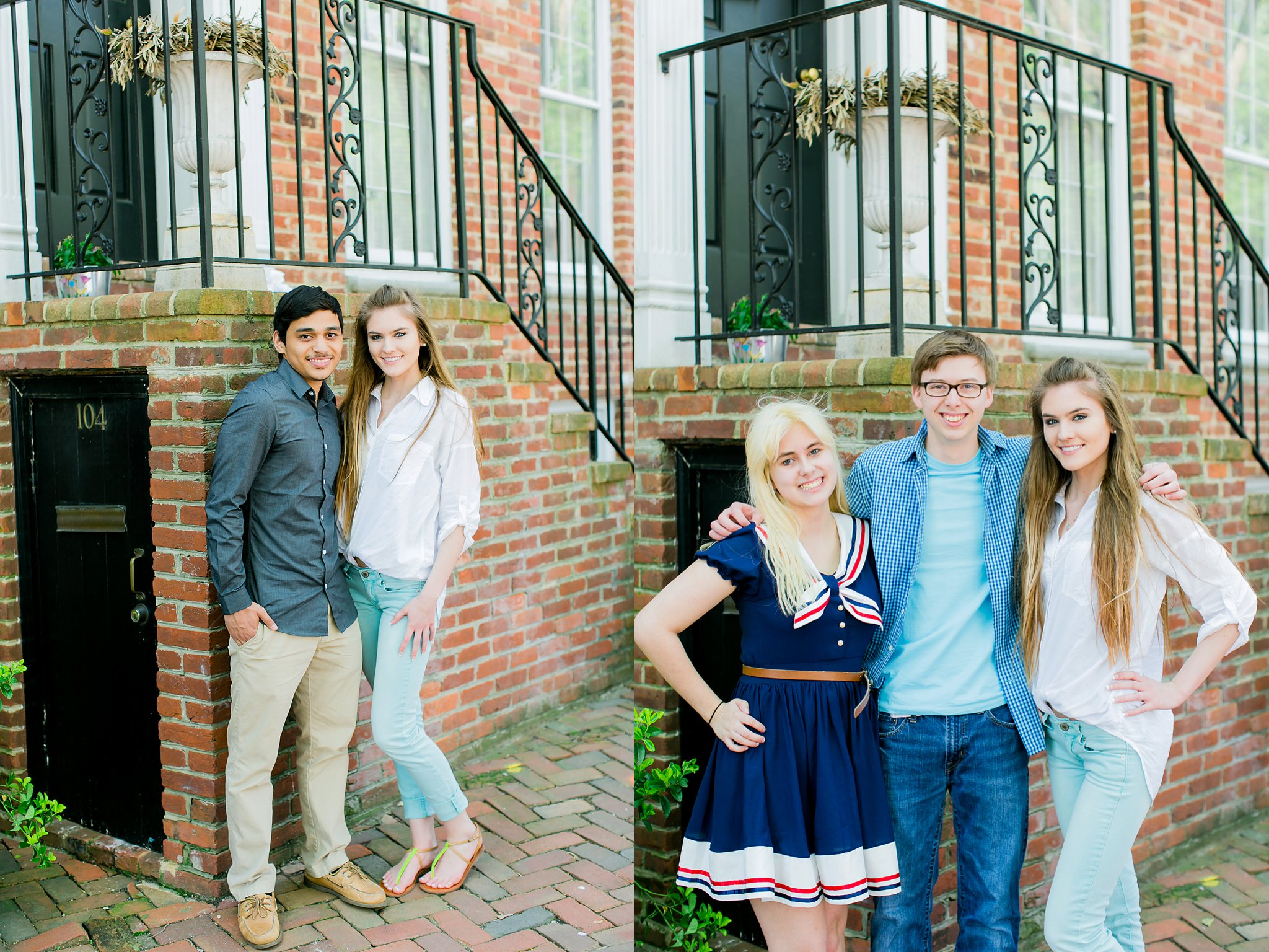 CCA Seniors Class of 2015 Portraits Old Town Alexandria Megan Kelsey Photography-0417.jpg