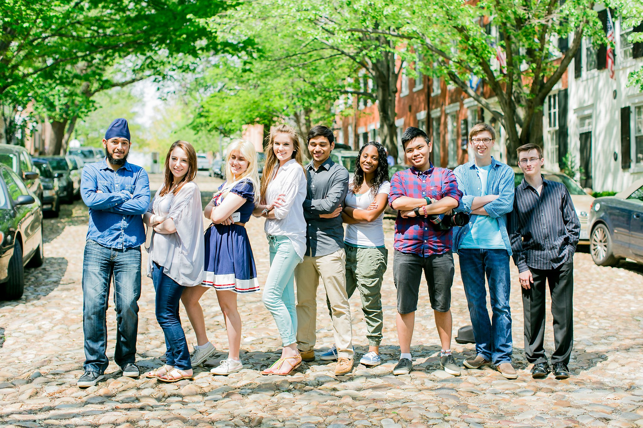 CCA Seniors Class of 2015 Portraits Old Town Alexandria Megan Kelsey Photography-0460.jpg