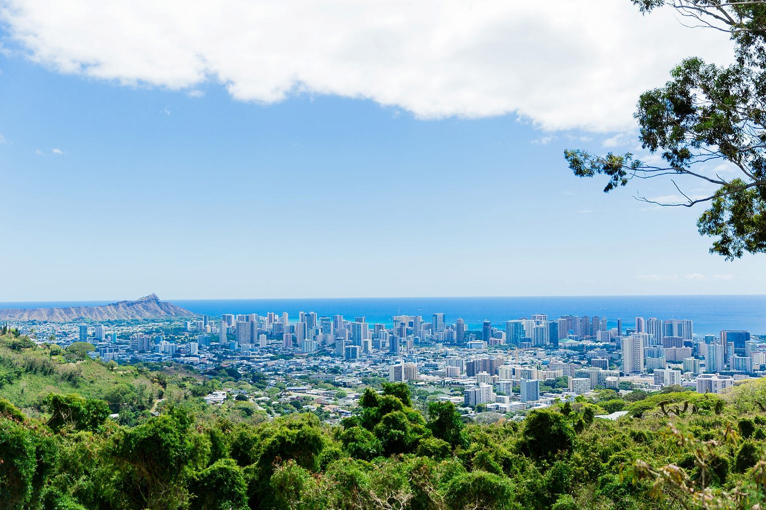 Megan Kelsey Photography Hawaii Oahu Byodo Temple Diamondhead Hike Waikiki Pearl Harbor-1861.jpg