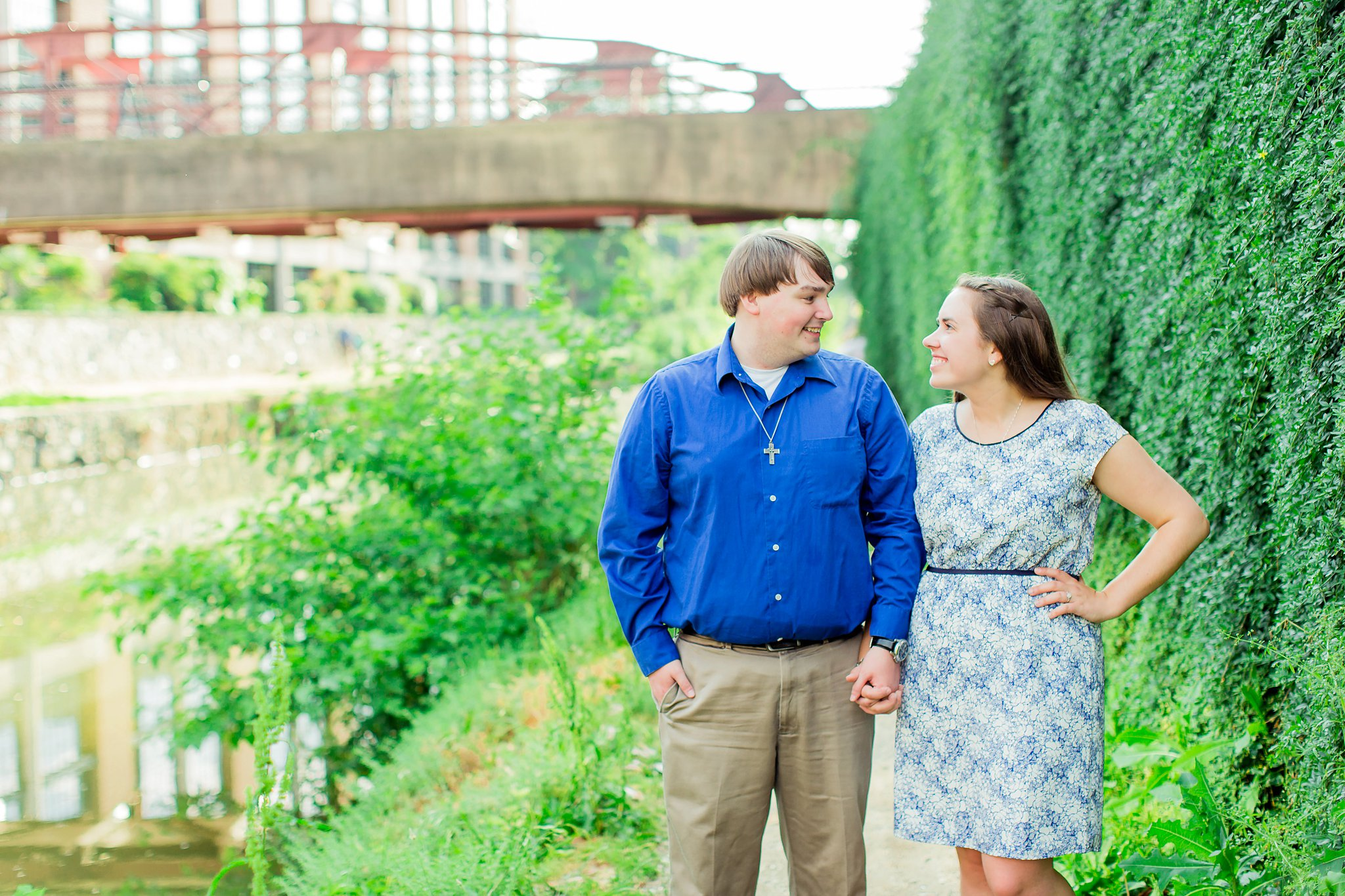 Georgetown Engagement Photography Lindsay & Joey DC Wedding Photographer-1326.jpg