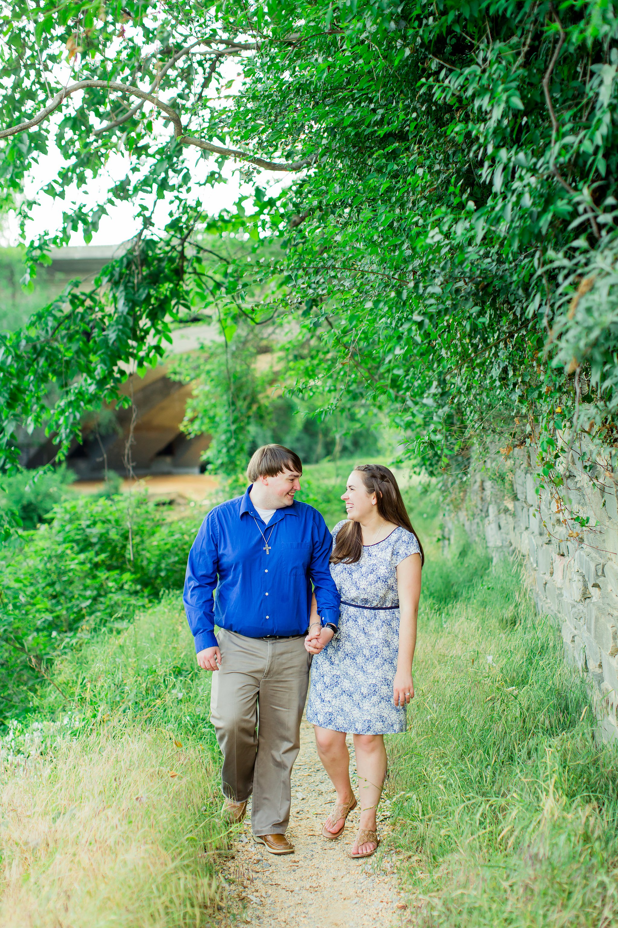Georgetown Engagement Photography Lindsay & Joey DC Wedding Photographer-1390.jpg