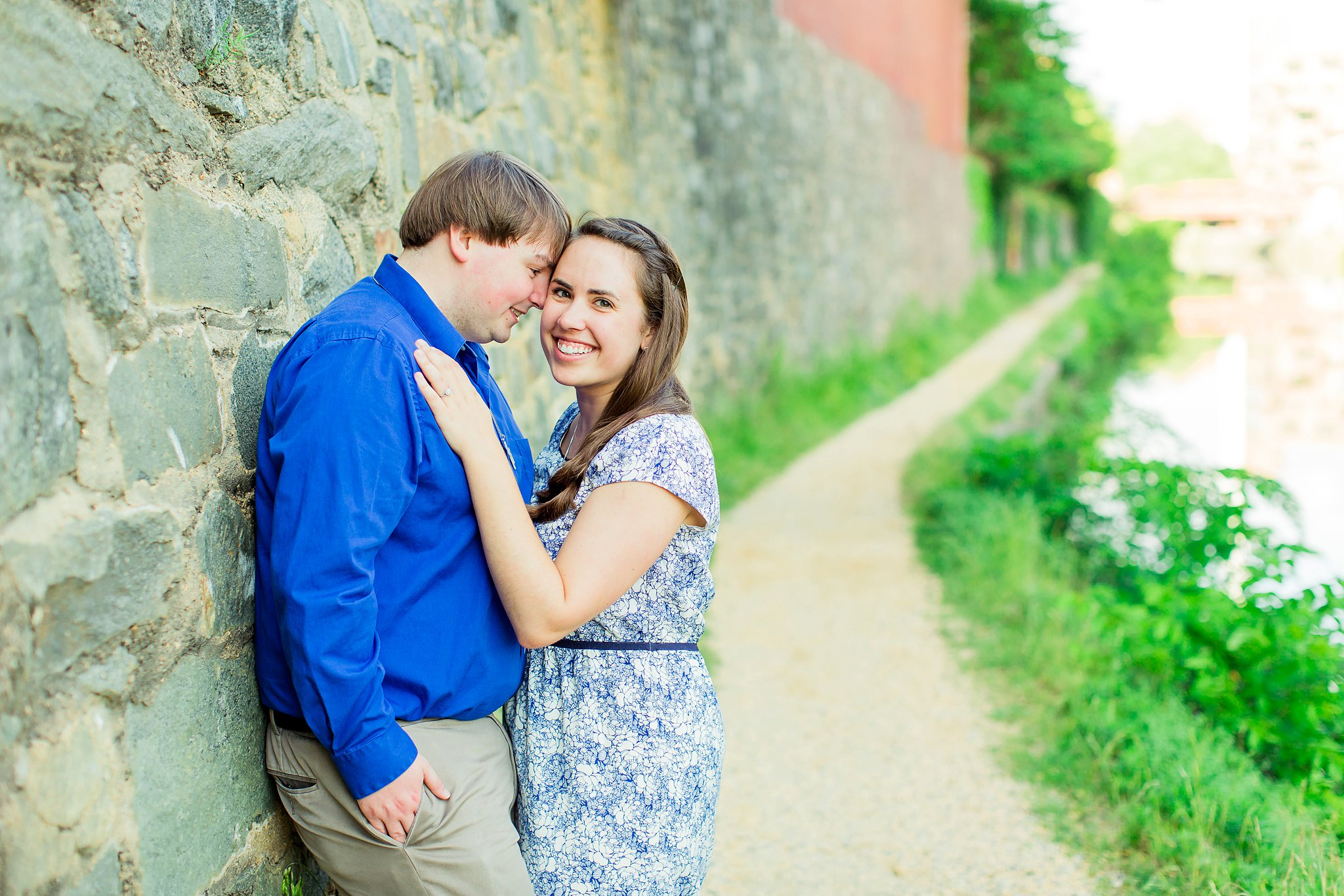 Georgetown Engagement Photography Lindsay & Joey DC Wedding Photographer-1416.jpg