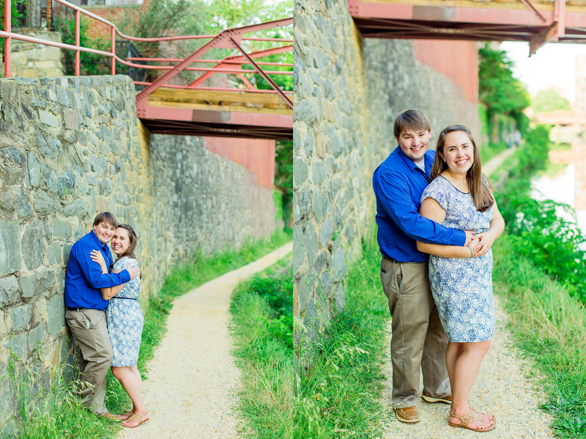 Georgetown Engagement Photography Lindsay & Joey DC Wedding Photographer-1427.jpg