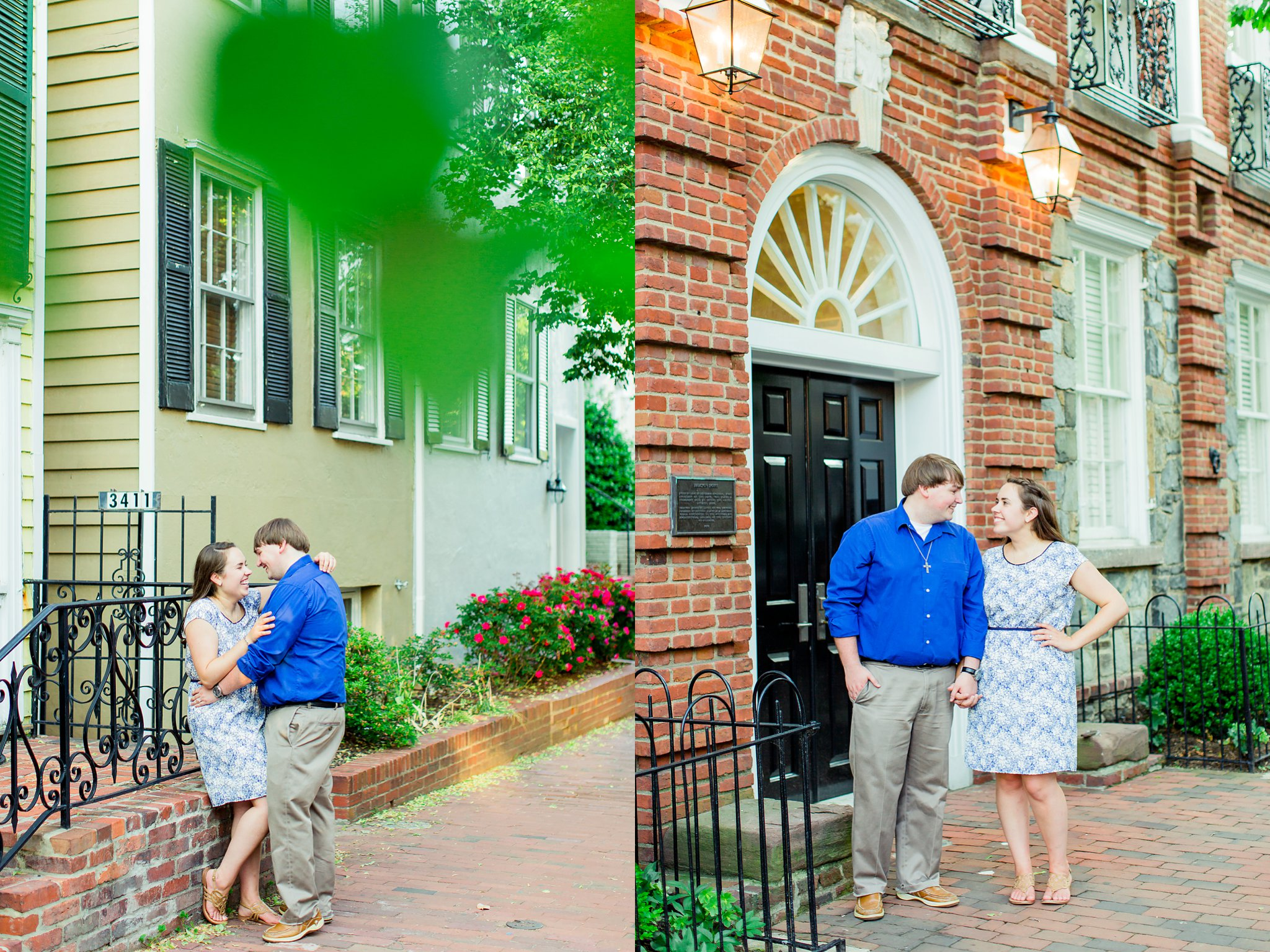 Georgetown Engagement Photography Lindsay & Joey DC Wedding Photographer-1664.jpg
