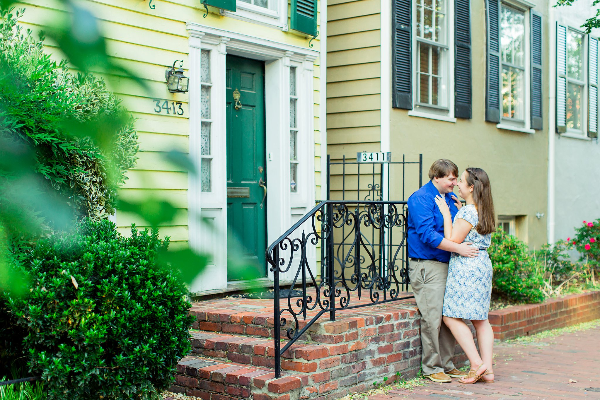 Georgetown Engagement Photography Lindsay & Joey DC Wedding Photographer-1686.jpg