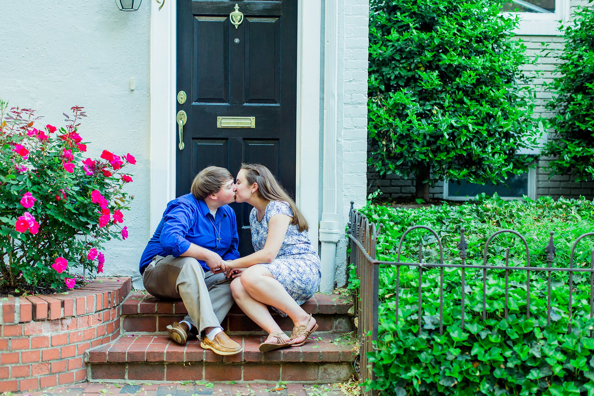 Georgetown Engagement Photography Lindsay & Joey DC Wedding Photographer-1777.jpg
