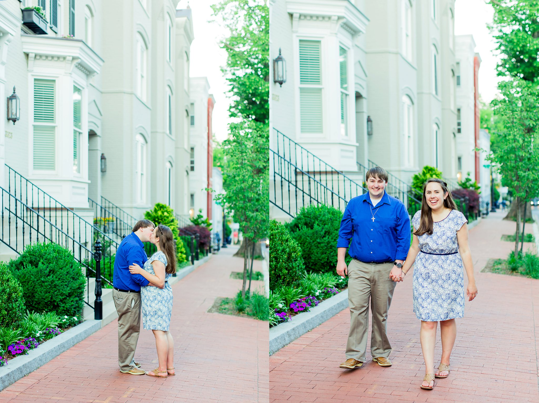 Georgetown Engagement Photography Lindsay & Joey DC Wedding Photographer-1885.jpg