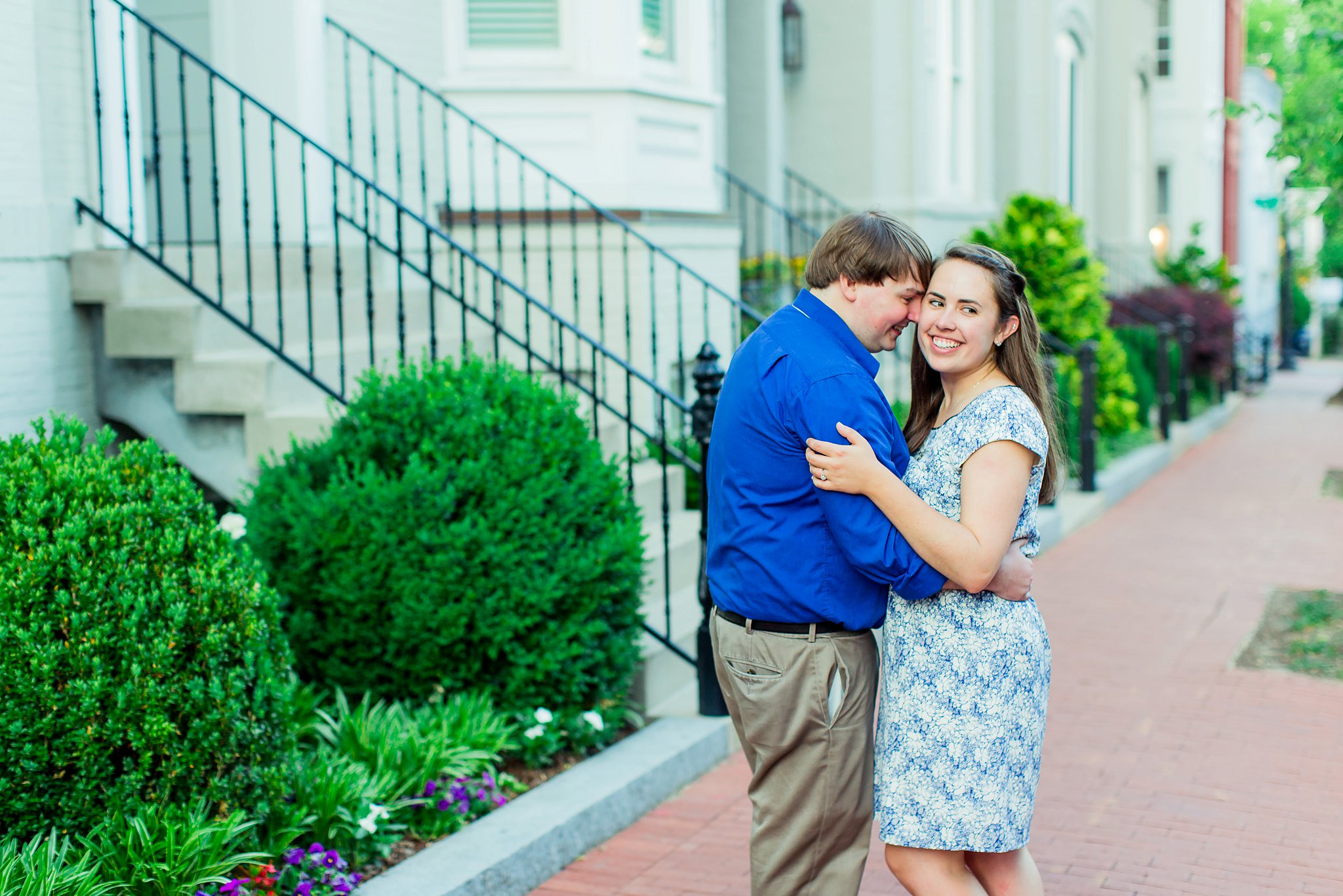 Georgetown Engagement Photography Lindsay & Joey DC Wedding Photographer-1896.jpg