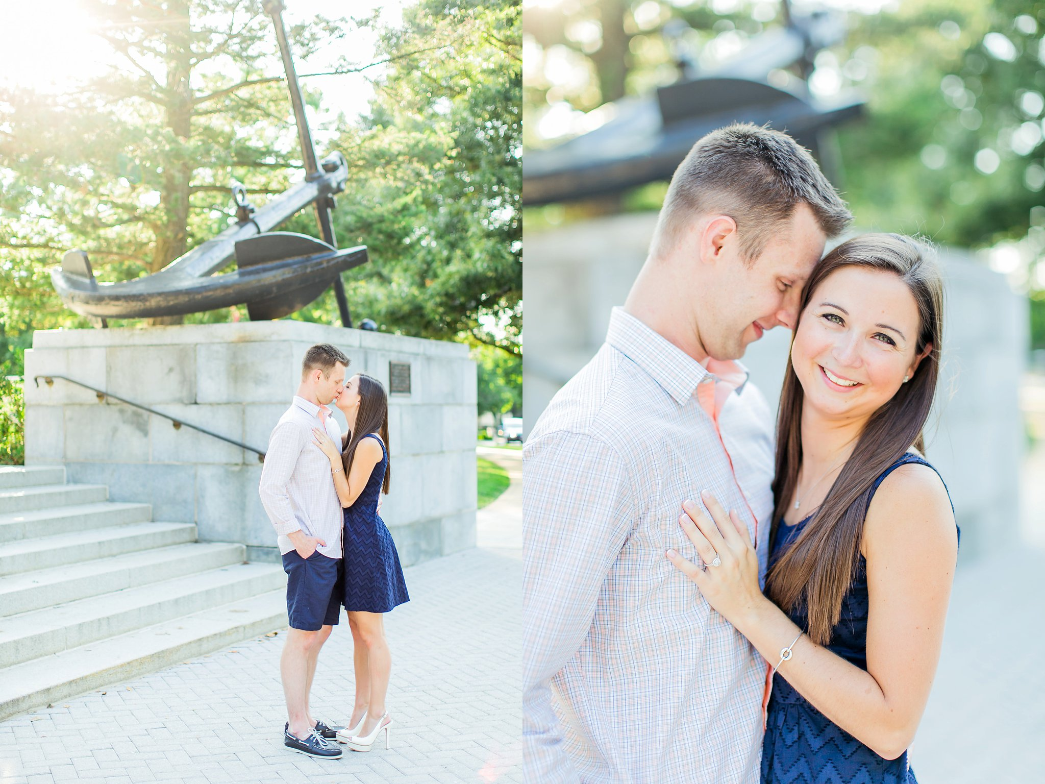 Naval Academy Engagement Photos Annapolis Wedding Photographer Megan Kelsey Photography Megan & Travis-28.jpg