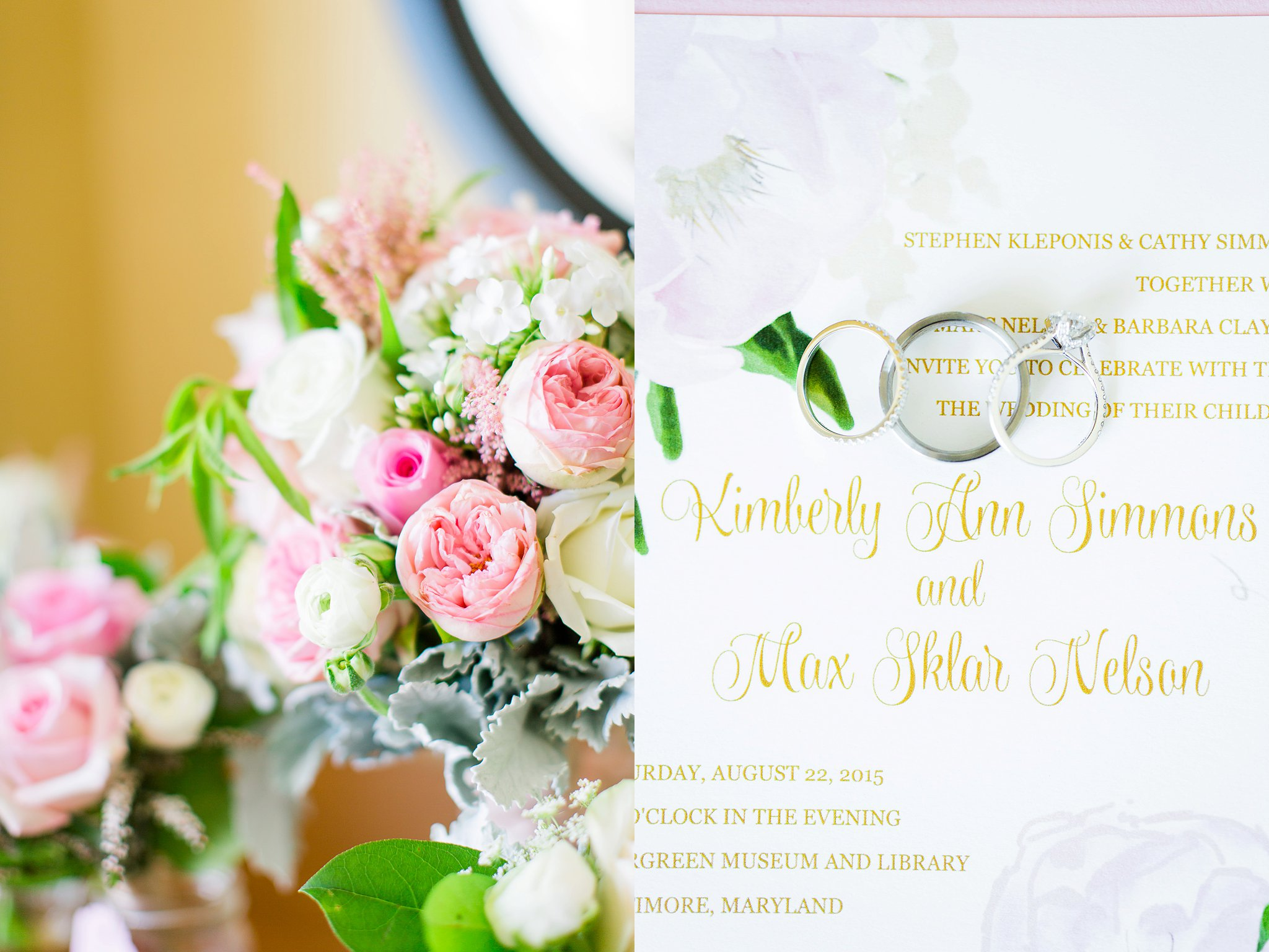 Evergreen Museum & Library Wedding Photos Baltimore Wedding Photographer Kim & Max Megan Kelsey Photography-10.jpg