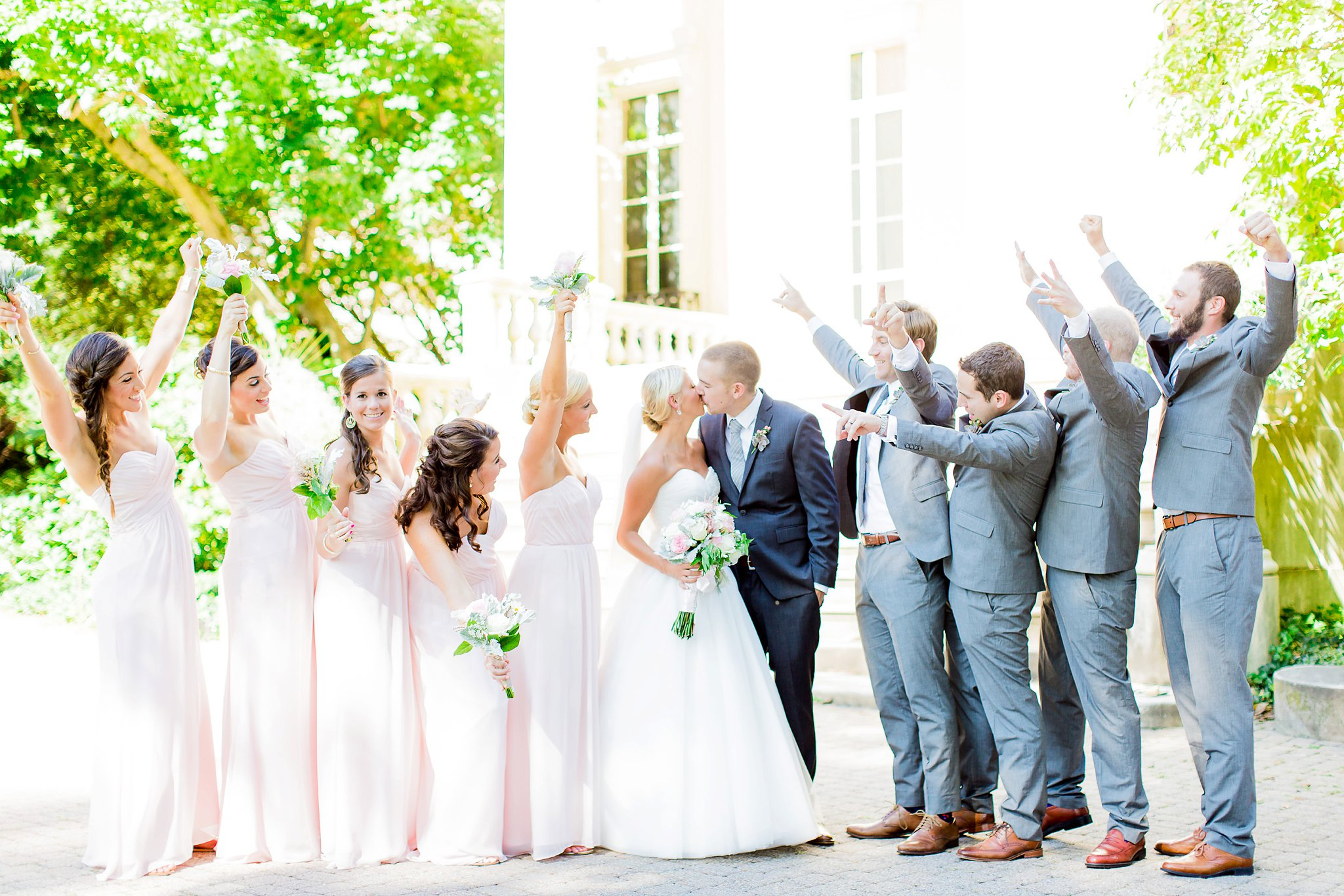 Evergreen Museum & Library Wedding Photos Baltimore Wedding Photographer Kim & Max Megan Kelsey Photography-113.jpg