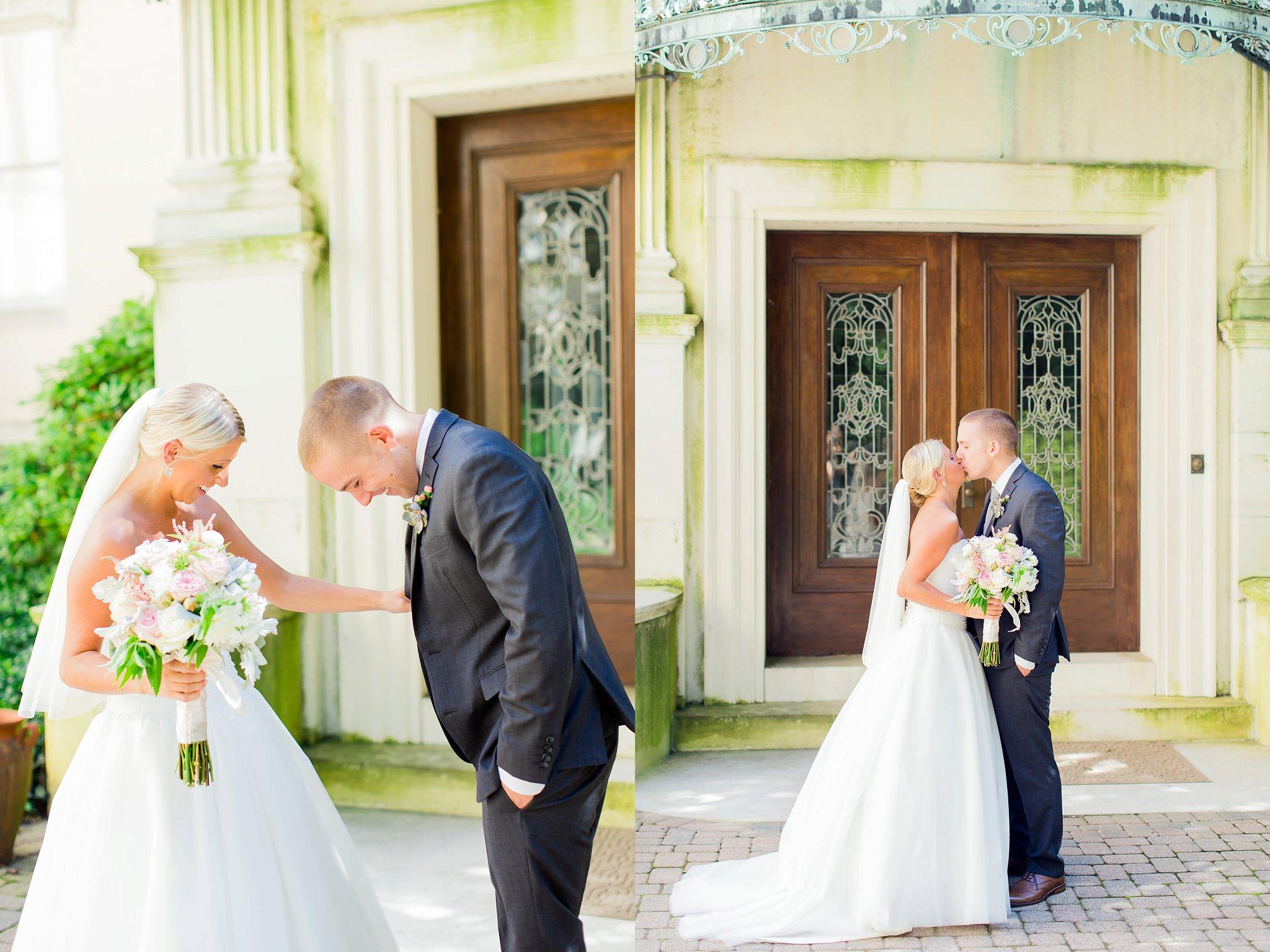 Evergreen Museum & Library Wedding Photos Baltimore Wedding Photographer Kim & Max Megan Kelsey Photography-85.jpg