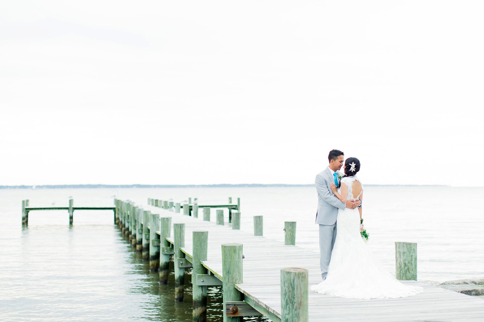 Herrington On The Bay Wedding Photos Maryland Wedding Photographer Megan Kelsey Photography Thin & Phil-115.jpg