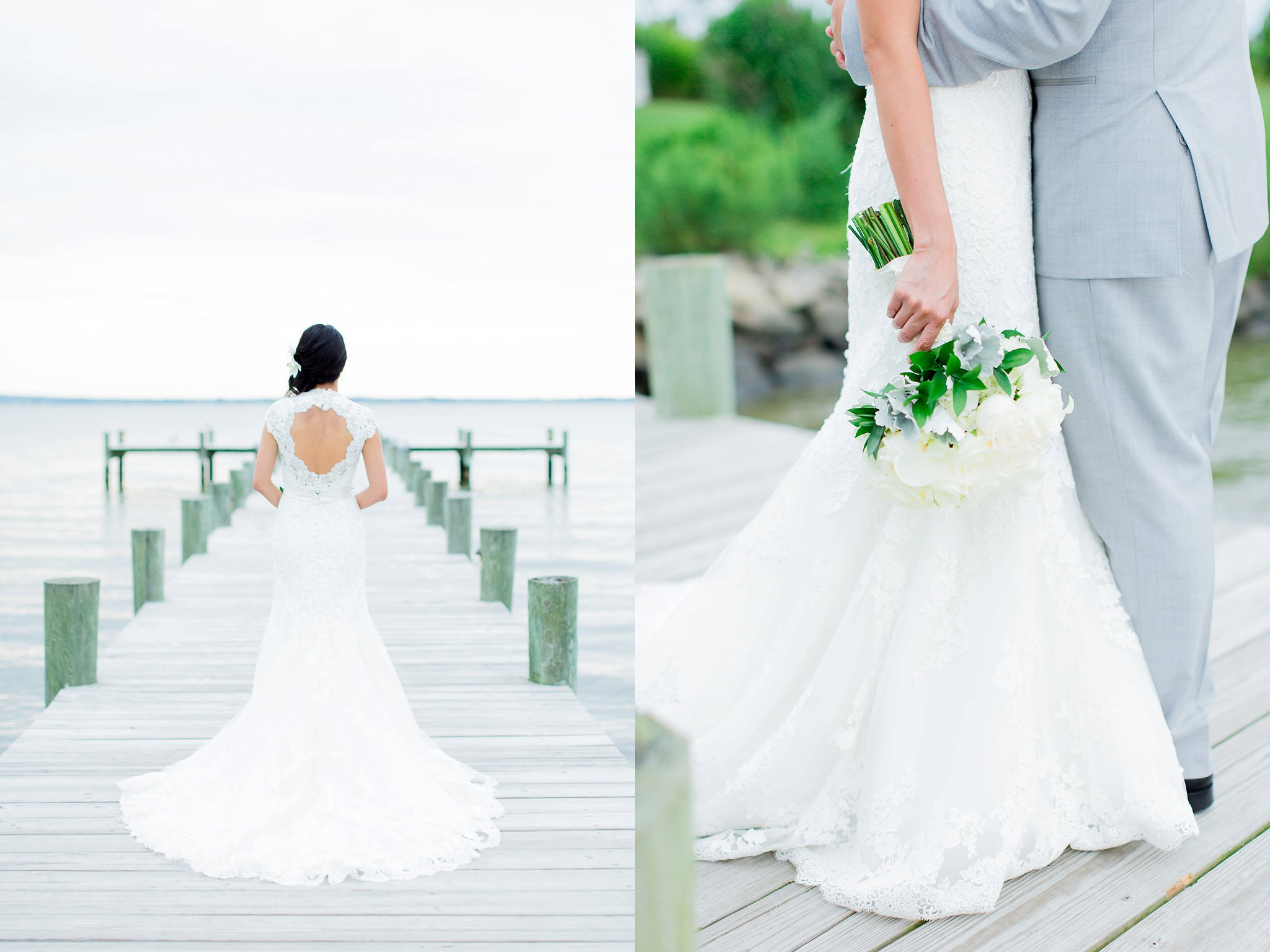 Herrington On The Bay Wedding Photos Maryland Wedding Photographer Megan Kelsey Photography Thin & Phil-118.jpg