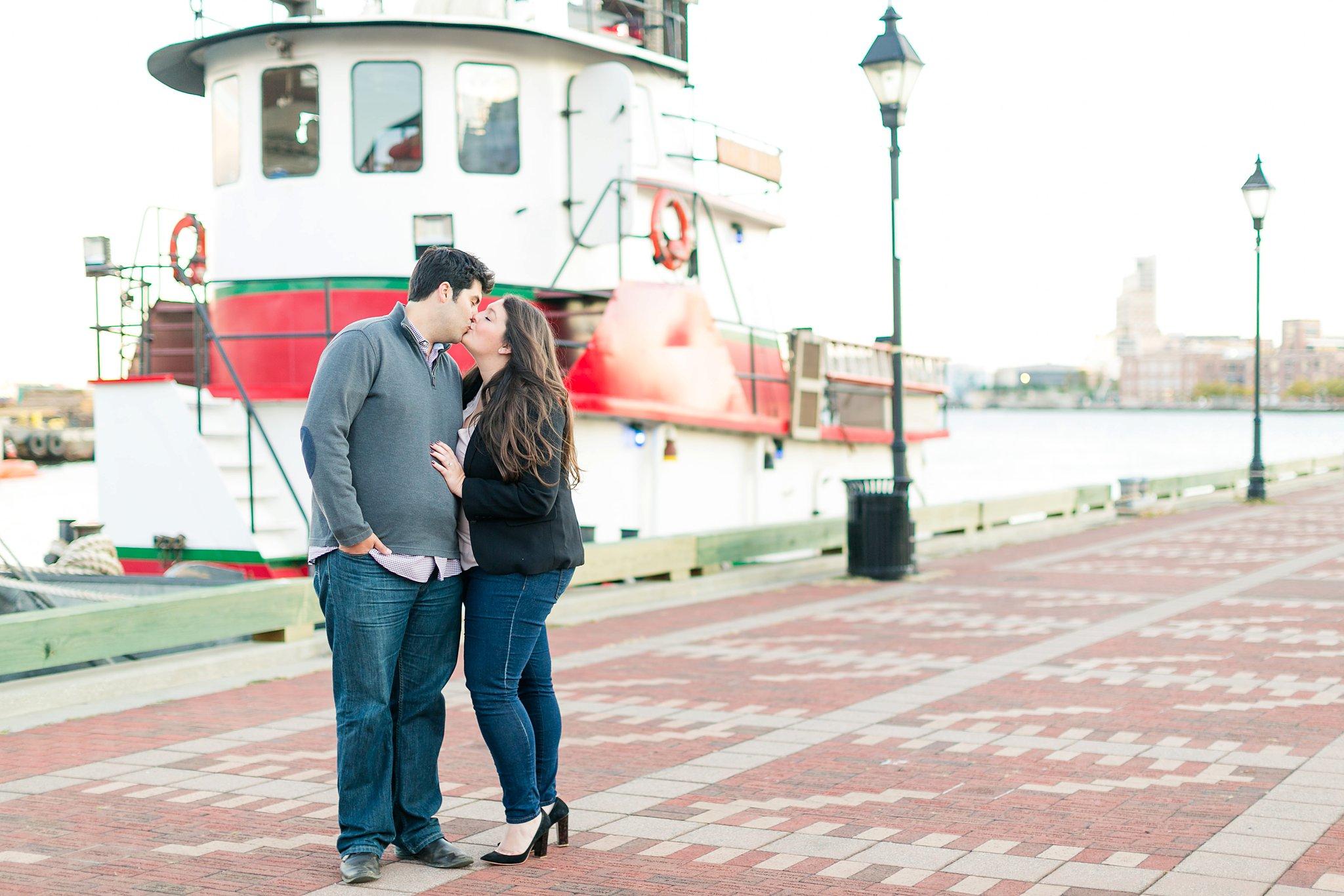 Baltimore Engagement Photos Fells Point Halie & Michael Megan Kelsey Photography-139.jpg