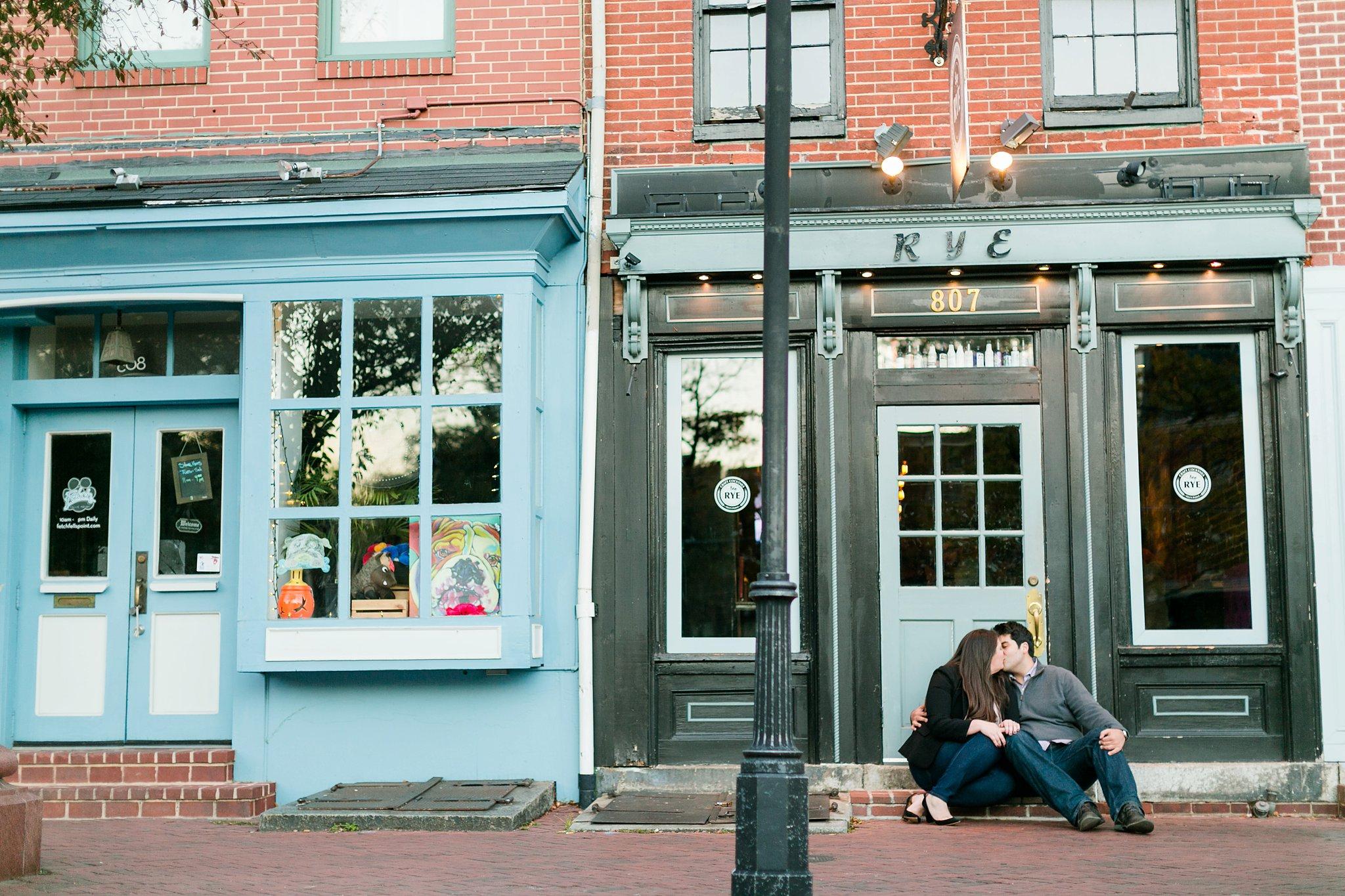 Baltimore Engagement Photos Fells Point Halie & Michael Megan Kelsey Photography-170.jpg