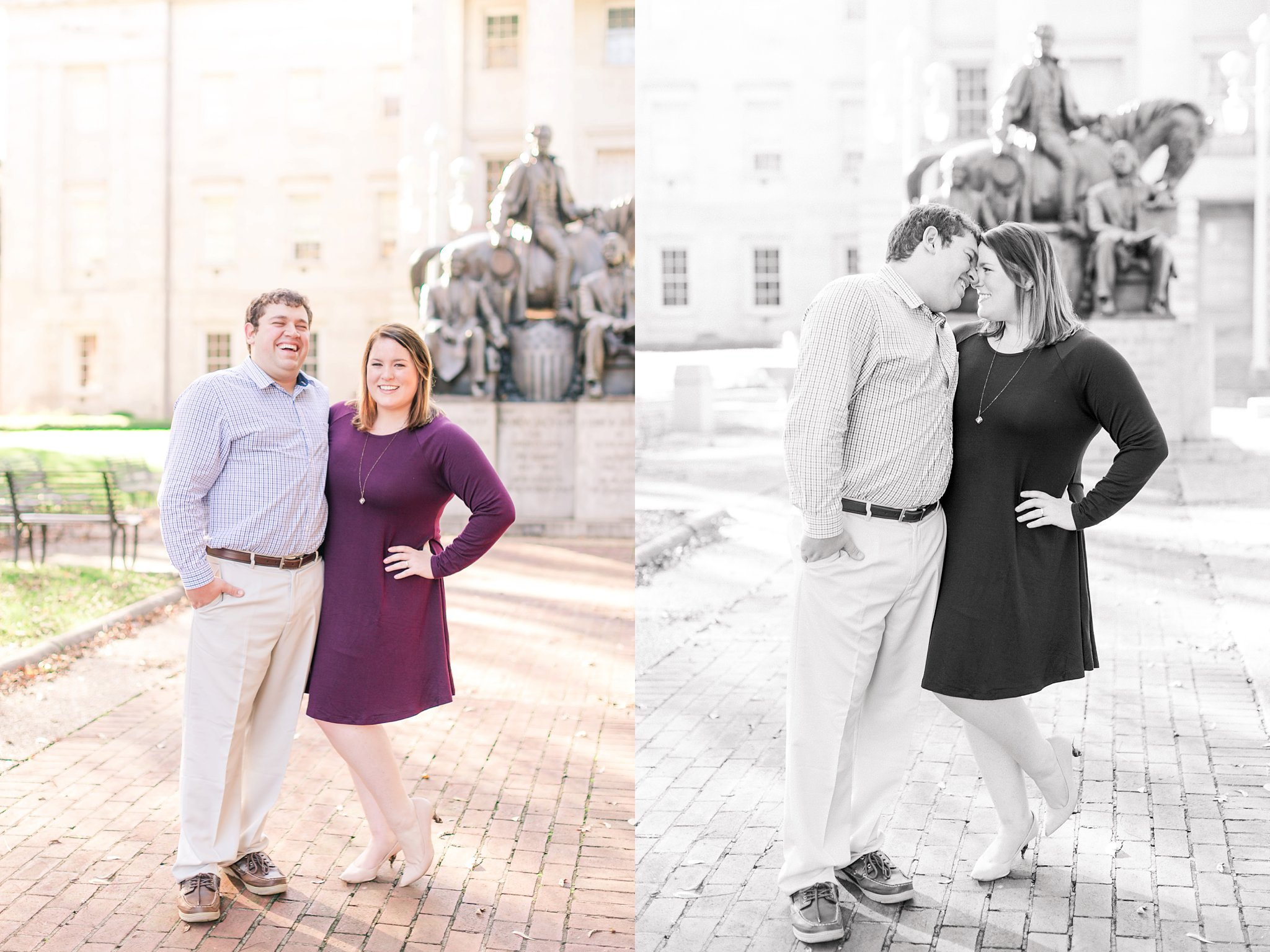 Raleigh Wedding Photographer Downtown Raleigh Engagement Photos Megan Kelsey Photography Kelly & Andrew-30_photo.jpg