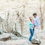 Great Falls Park Engagement Photos | Mary Beth & Nathan