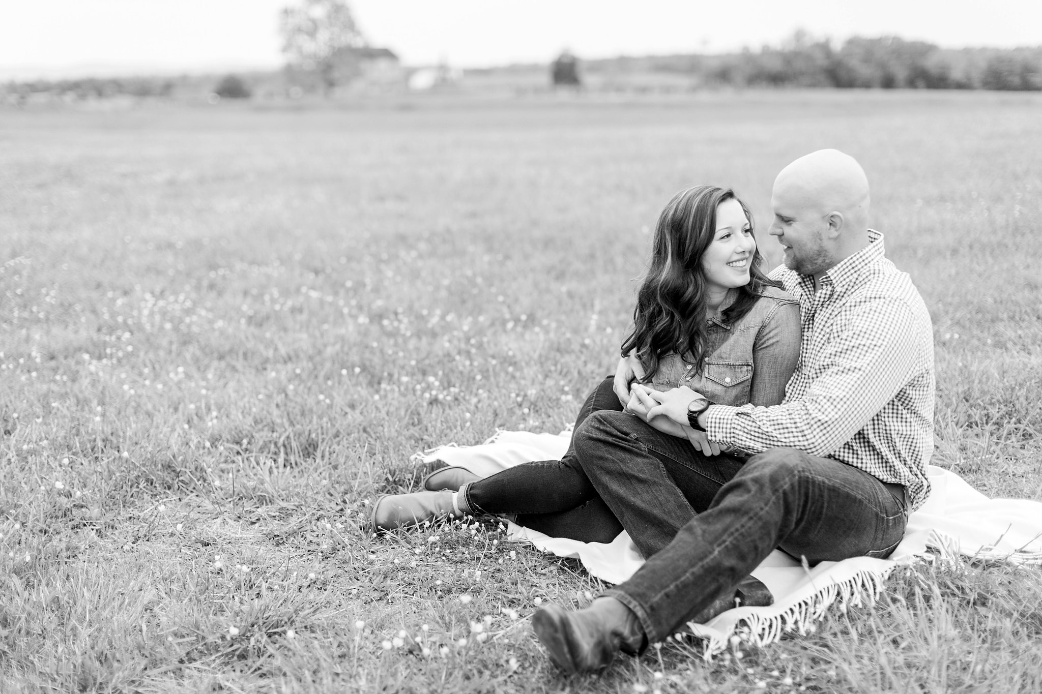 Old Town Manassas Battlefield Engagement Photos Virginia Wedding Photographer Jessica & Jason-126.jpg