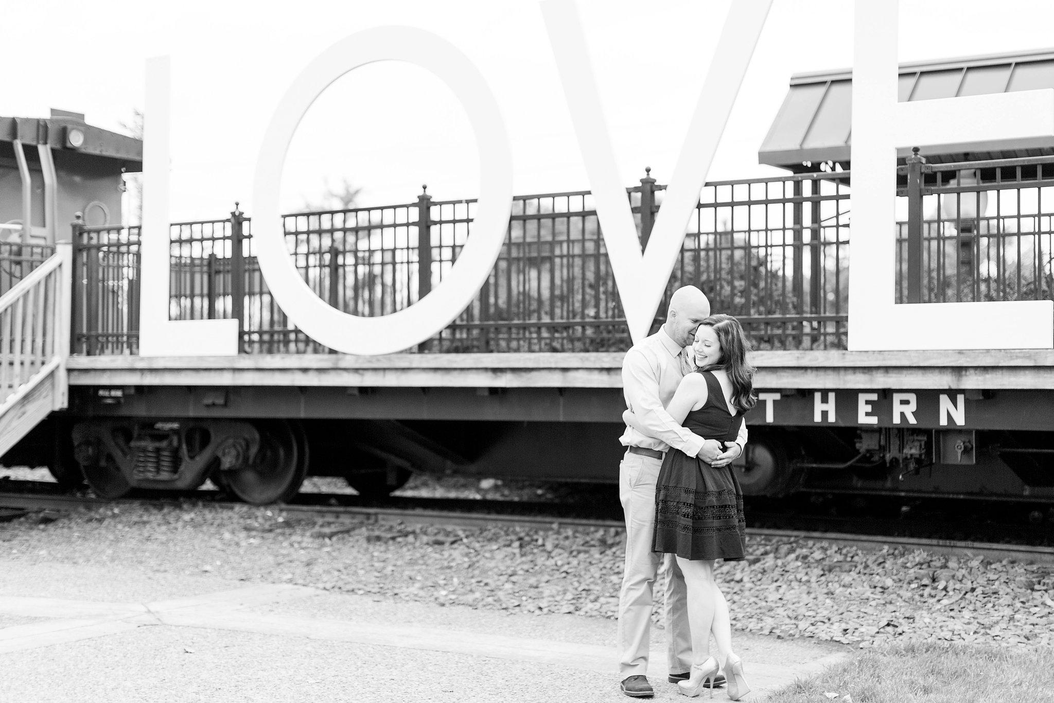 Old Town Manassas Battlefield Engagement Photos Virginia Wedding Photographer Jessica & Jason-13.jpg