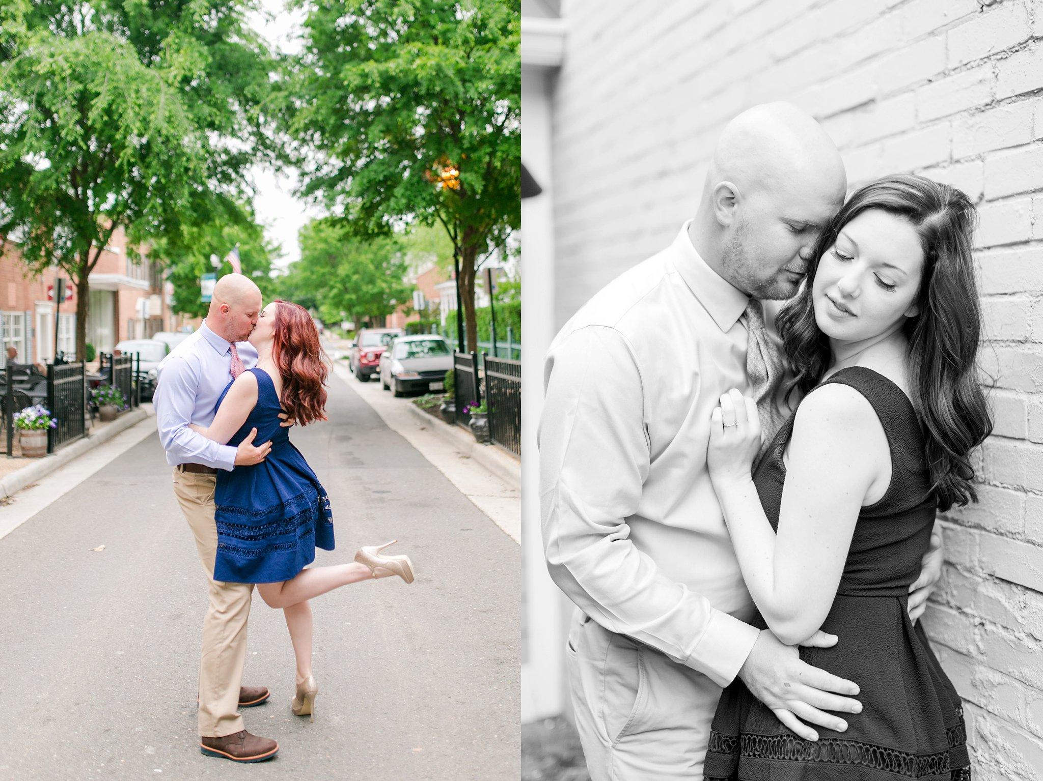 Old Town Manassas Battlefield Engagement Photos Virginia Wedding Photographer Jessica & Jason-73.jpg