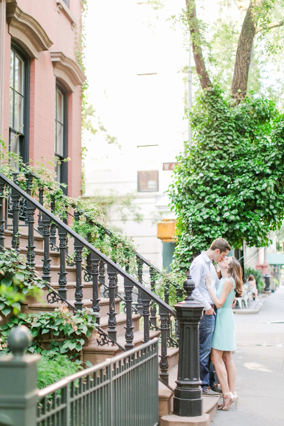 West Village Central Park Engagement Photos NYC Wedding Photographer Megan Kelsey Photography-100.jpg