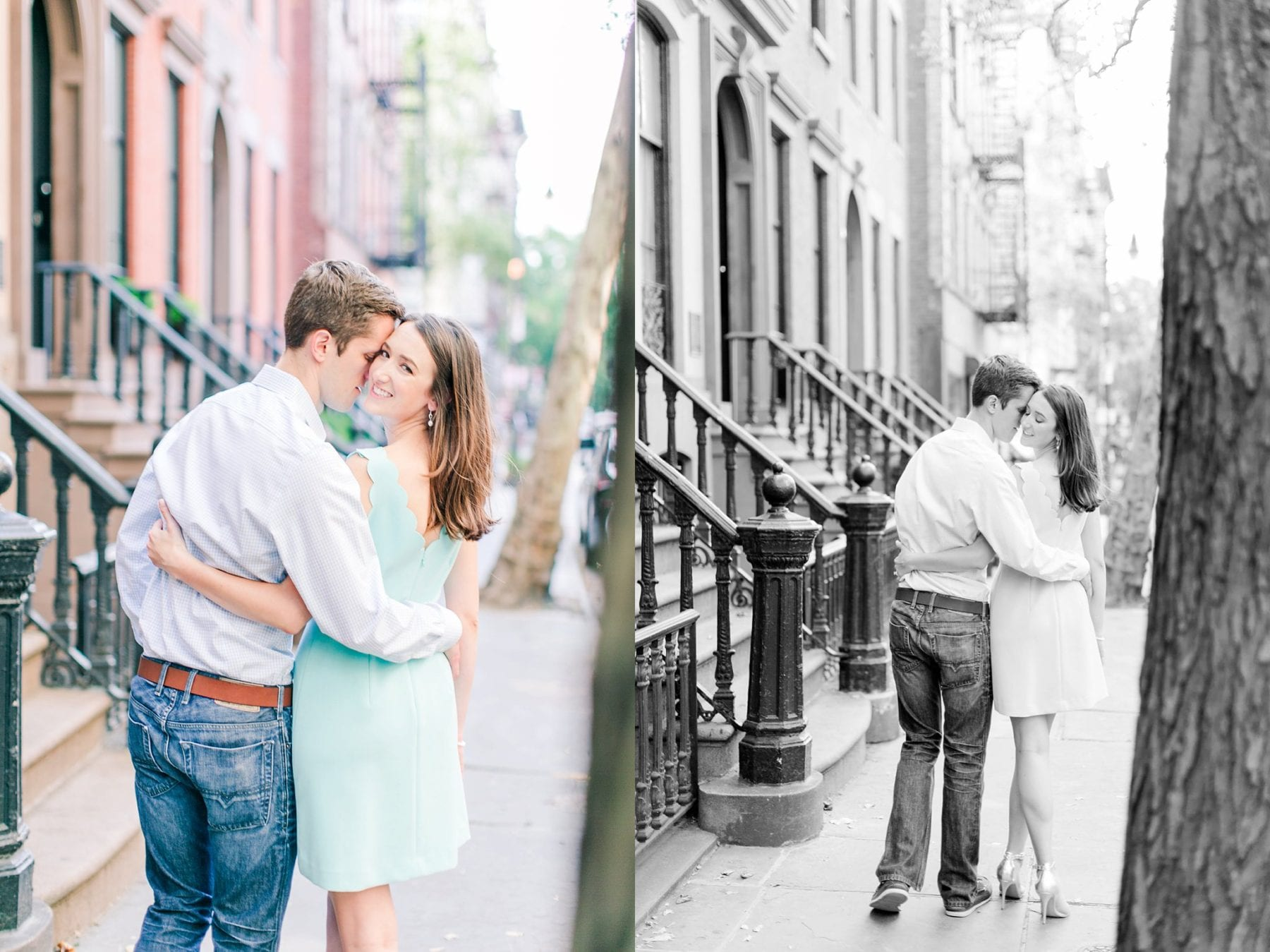 West Village Central Park Engagement Photos NYC Wedding Photographer Megan Kelsey Photography-128.jpg