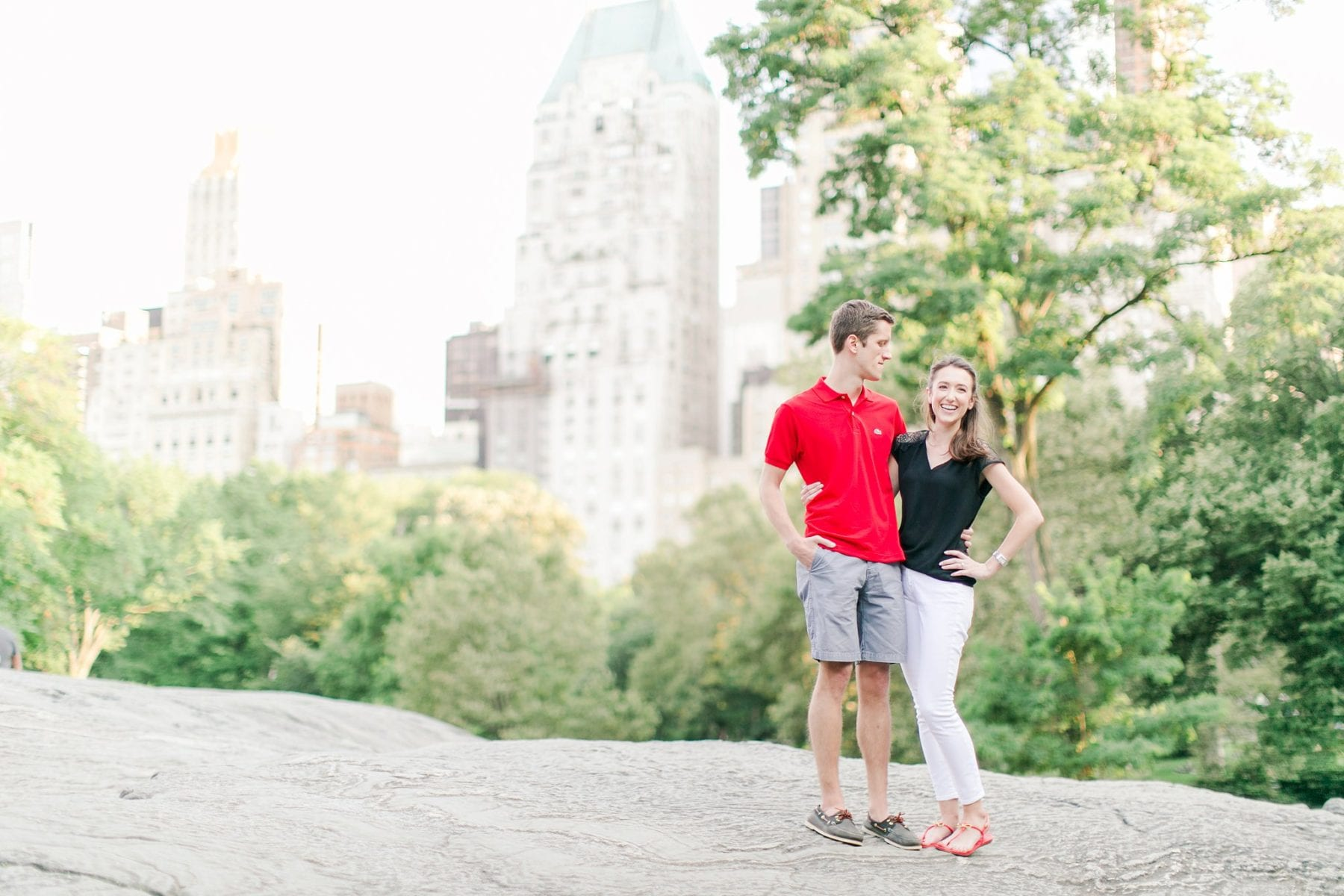 West Village Central Park Engagement Photos NYC Wedding Photographer Megan Kelsey Photography-175.jpg